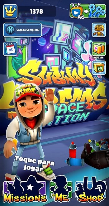 Sobre Subway Surfers