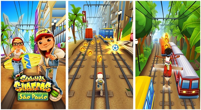 temporada de subway surf